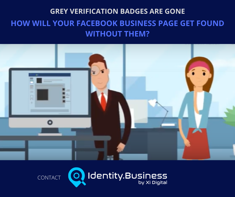 Getting Your Business Found Without Grey Facebook Badges